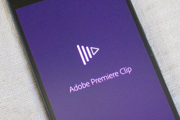 Adobe Premiere Clip débarque enfin sur Android