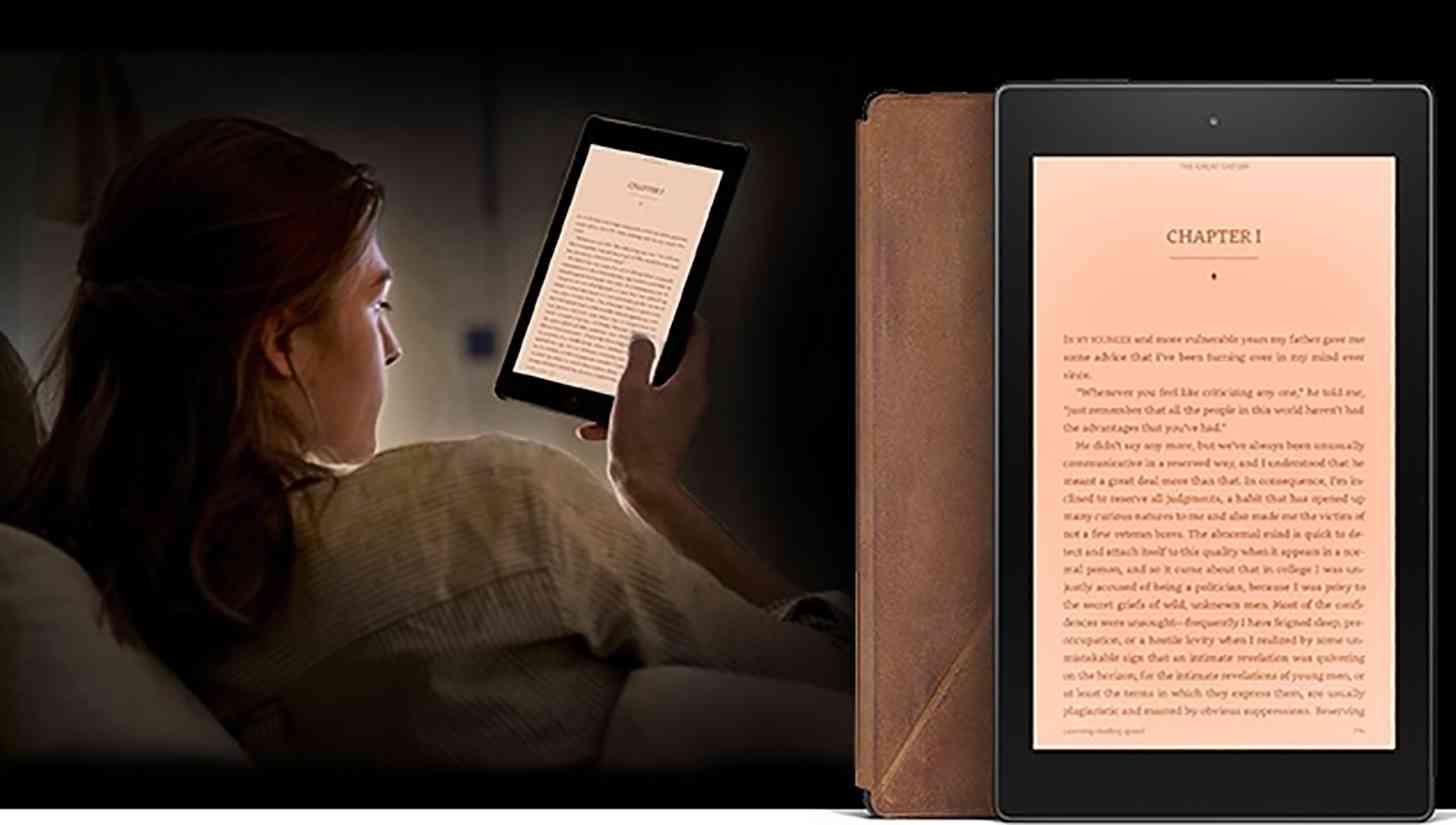 L'Amazon Fire HD 8 Reader's Edition : une tablette dédiée à la lecture