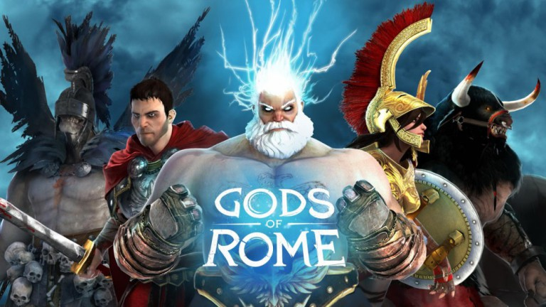 Gods of Rome : le jeu de combat divin de Gameloft est disponible