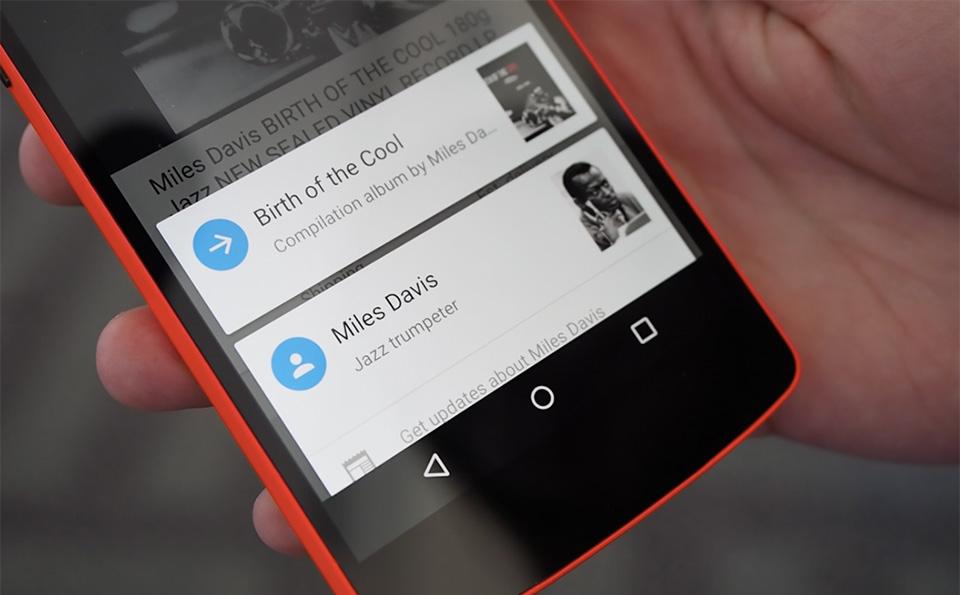 Android 6.0 : Google On Tap enfin disponible en France