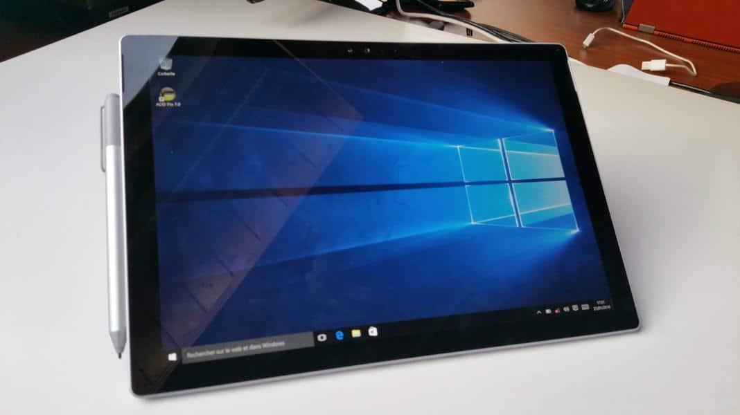 Test Microsoft Surface Pro 4 : la meilleure des tablettes ...
