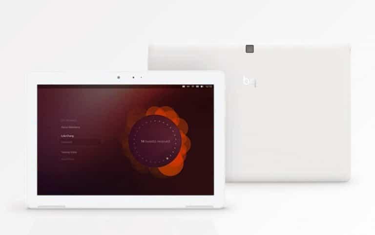 Le constructeur BQ confirme une tablette convergente sous Ubuntu