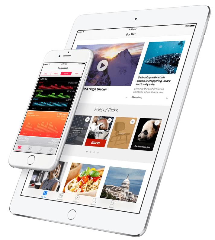 [MAJ] iOS 9.3 bêta : la mise à jour également dispo pour le grand public