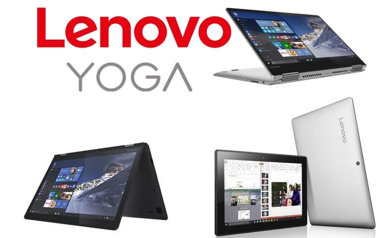 [MWC 2016] Lenovo lance 3 nouvelles tablettes PC sous Windows 10