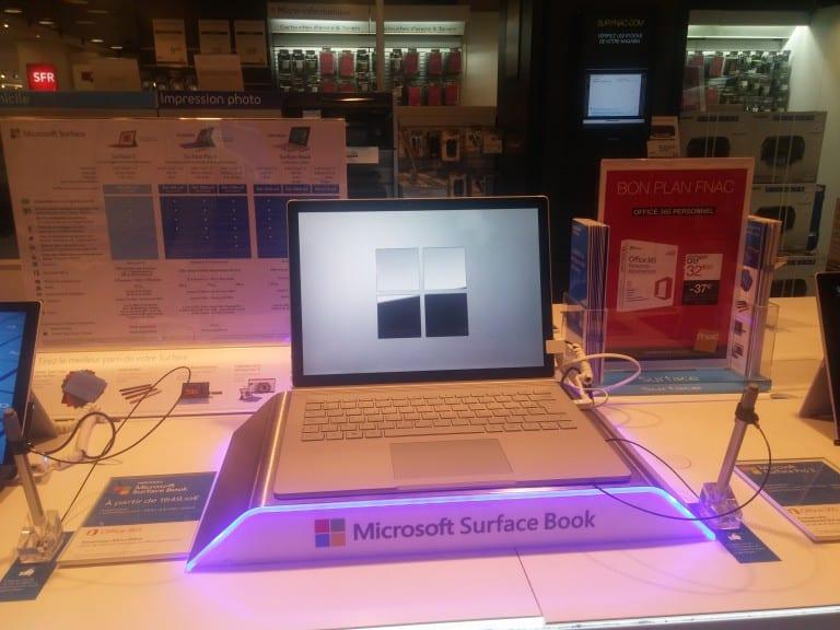 Surface Book : dispo à l'achat, comparer les prix, vos avis et notre prise en main