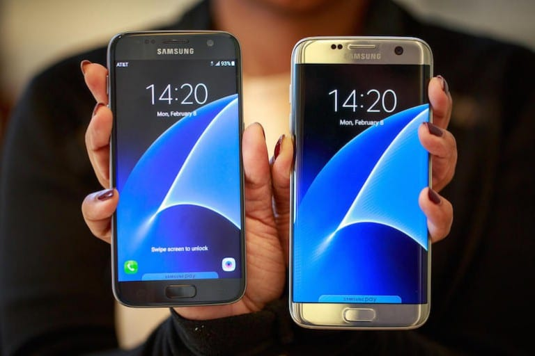 [MWC 2016] Samsung officialise son Galaxy S7 et Galaxy S7 Edge