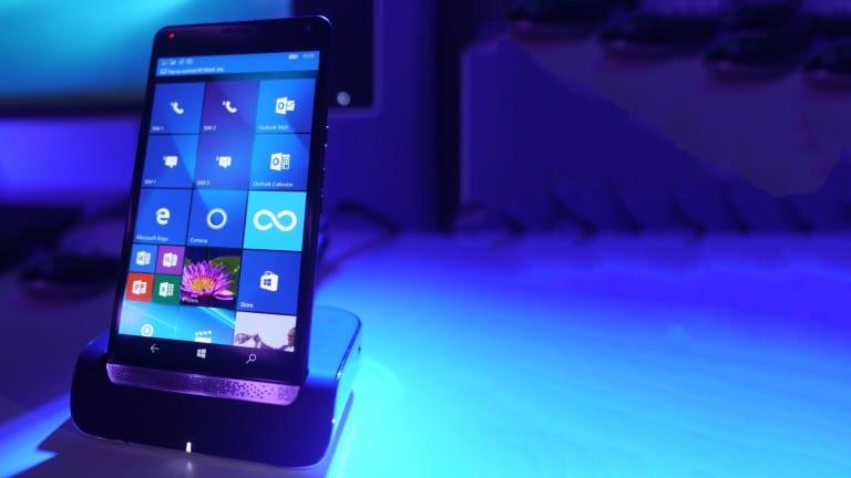 [MWC 2016] Elite x3 : HP tente l'aventure polyvalente de Windows 10 Mobile