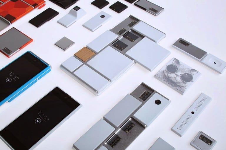 L'attendu Project Ara : un smartphone… et/ou une tablette ?
