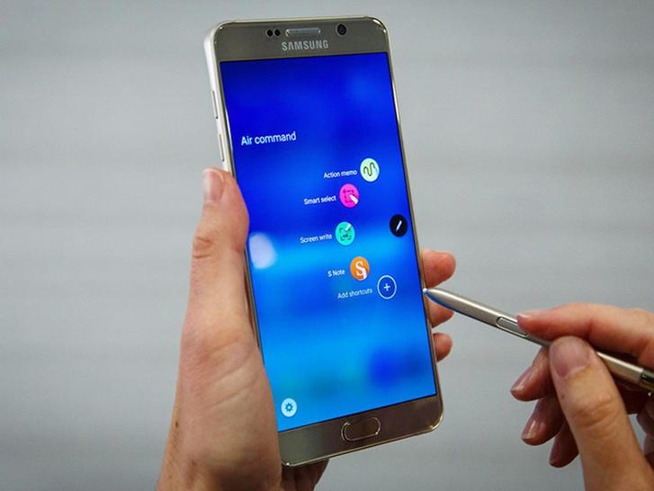 [Rumeur] Le Samsung Galaxy Note 6 pour juillet 2016 ?