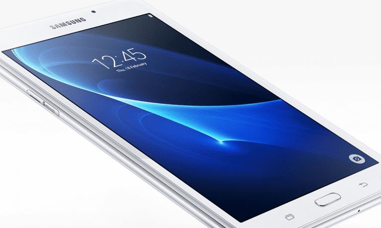 Samsung présente sa nouvelle Galaxy Tab A 7″ à partir de 169 euros