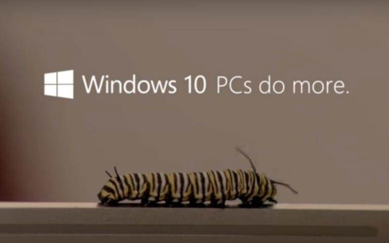 Microsoft se moque (encore) d'Apple dans trois publicités
