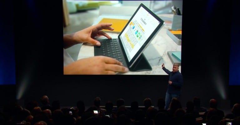 La Keynote d'Apple : un iPhone 5 SE très accessible et un petit iPad Pro un peu moins surprenant