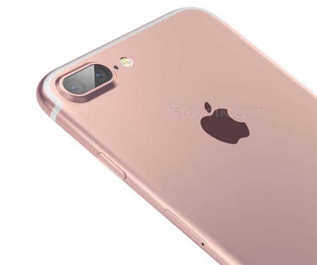 [Rumeur] L'iPhone 7 en images ? Un double capteur photo pour une version «pro» ?