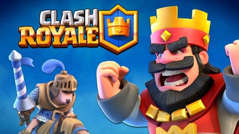 Clash Royale, The Walking Dead : Michonne, Futurama : Game of Drones et d'autres jeux pour iOS/Android