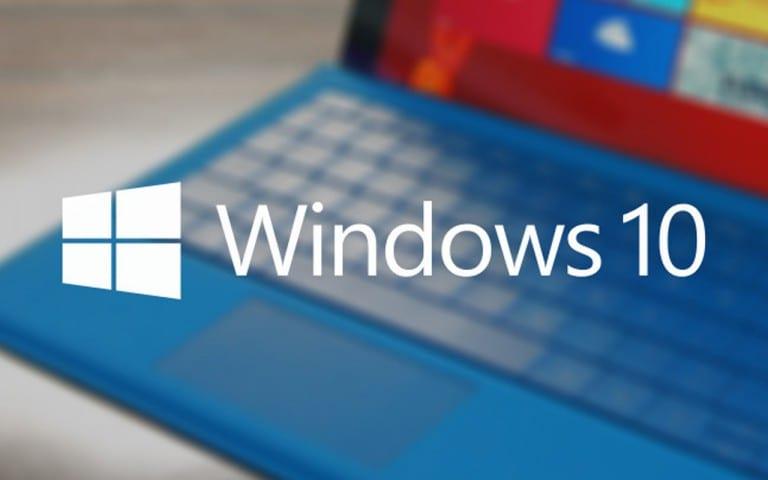Windows 10 est désormais présent sur 13% des machines à travers le monde