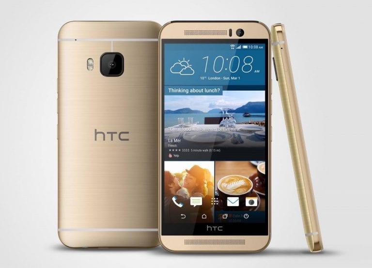 HTC enchaîne avec son smartphone One S9