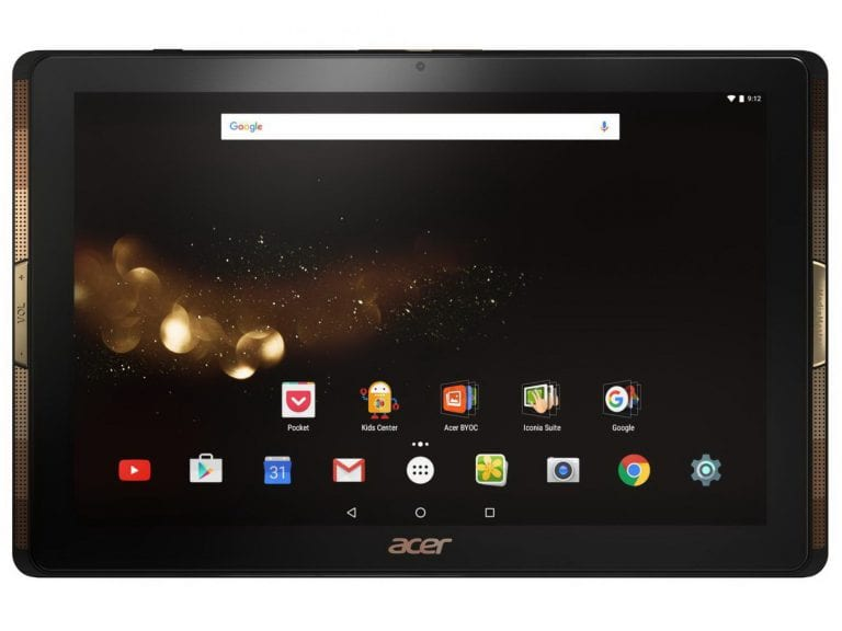 Acer renouvelle encore son Iconia Tab 10 avec l'A3-A40
