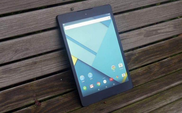 La tablette Google Nexus 9 n'est plus en vente sur le Play Store