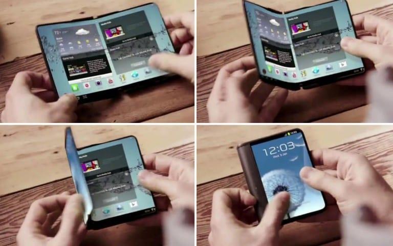 Samsung pourrait lancer une tablette pliable en 2017