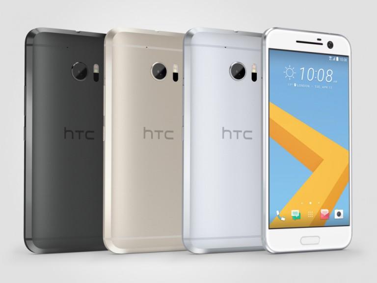 La nouvelle gamme HTC 10 a enfin été officialisée