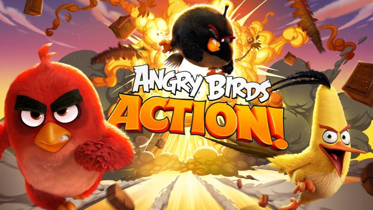 Angry Birds Action!, le nouveau titre de Rovio va-t-il arriver à renouveler la franchise ?