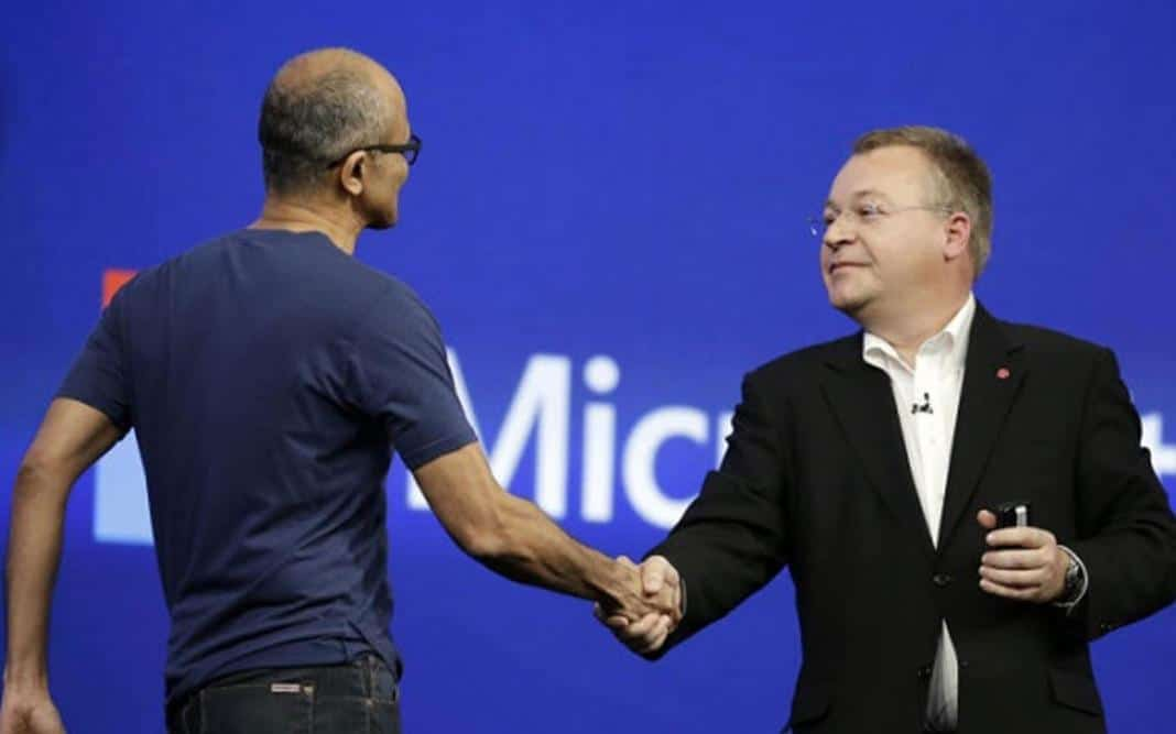 CEO-Nokia