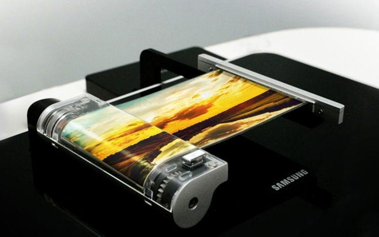Samsung présente une nouvelle vidéo d'un smartphone pliable
