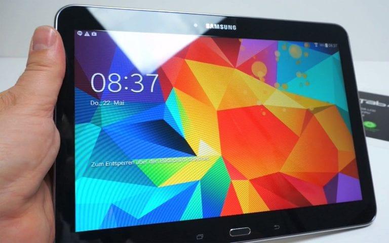 Samsung préparerait une nouvelle tablette au format 10 pouces, la Galaxy Tab 4 Advanced