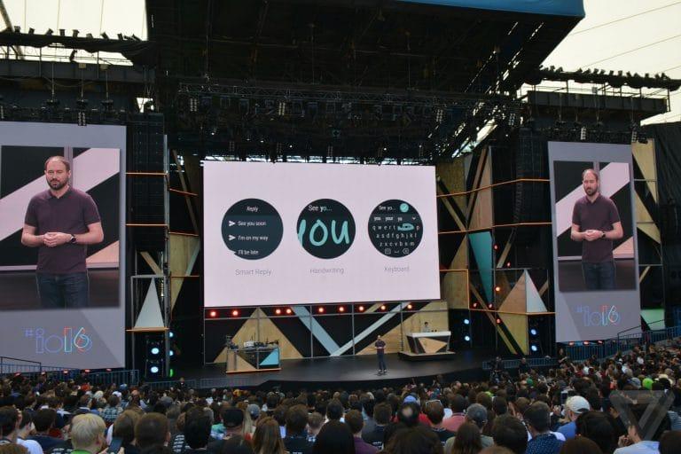Google I/O 2016 : voici ce que nous a réservé la conférence