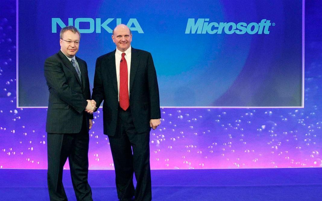 Nokia-microosoft