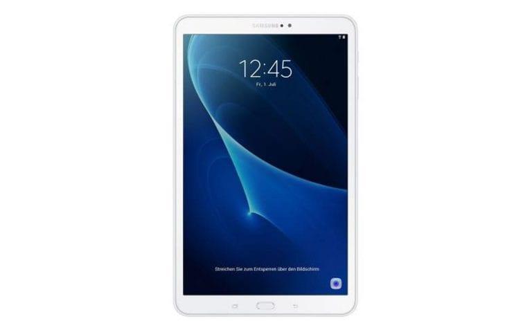Samsung lance la Galaxy Tab 10.1 édition 2016