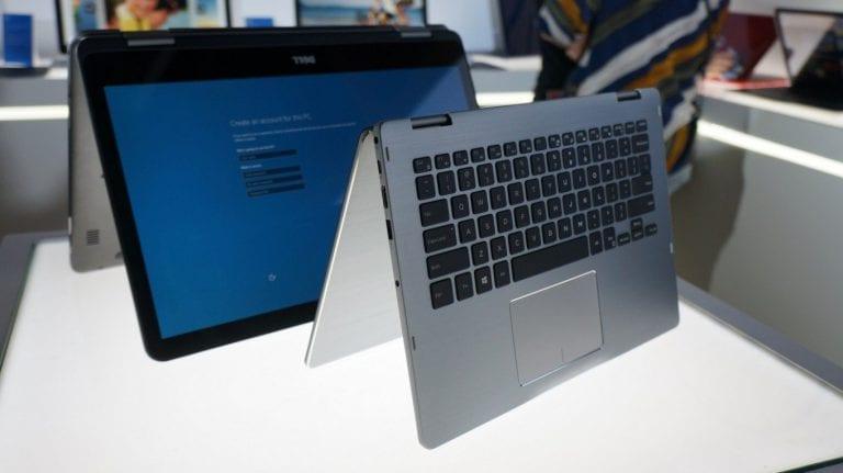 [Computex 2016] Dell présente une nouvelle gamme d'Inspiron hybrides