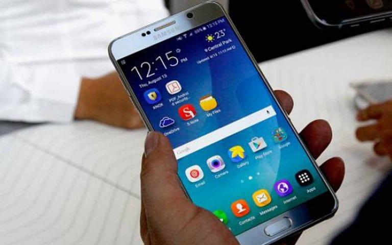Samsung Galaxy Note 7 : les spécifications techniques confirmées