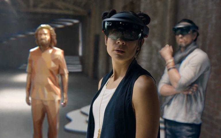 Microsoft veut proposer son OS holographique sur tous les casques à réalité virtuelle
