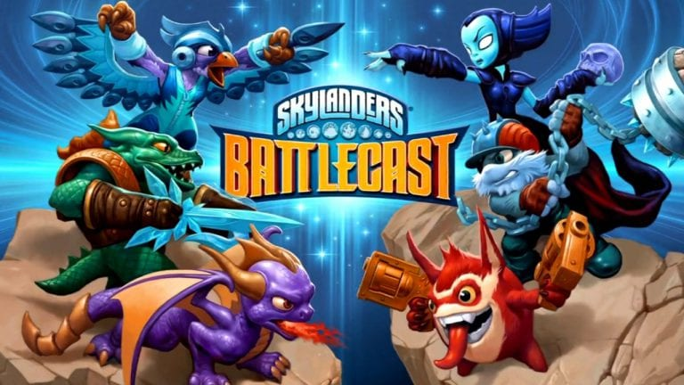 Skylanders Battlecast, Nonstop Knight, Sky Force Reloaded ou la mise à jour de SmartGlass sur iOS