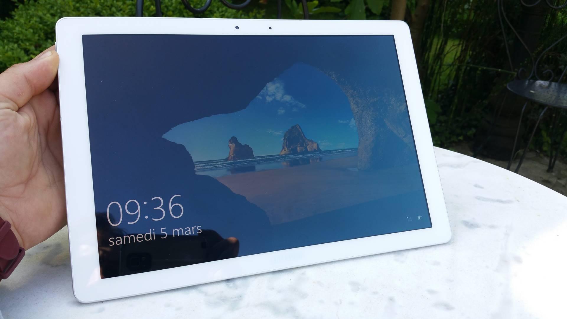 Test tablette Samsung Galaxy Tab Pro S
