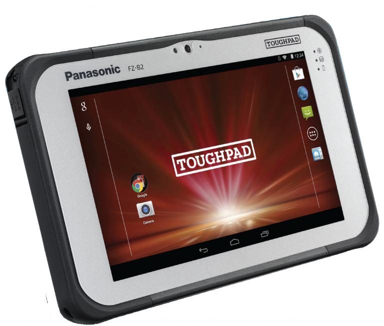 Toughpad FZ-B2 : Panasonic continue avec ses tablettes indestructibles
