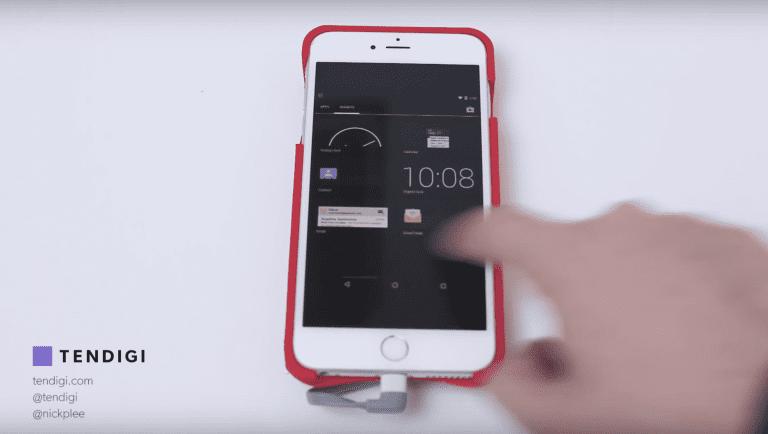[Insolite] Faire tourner Android sous un iPhone, c'est possible !
