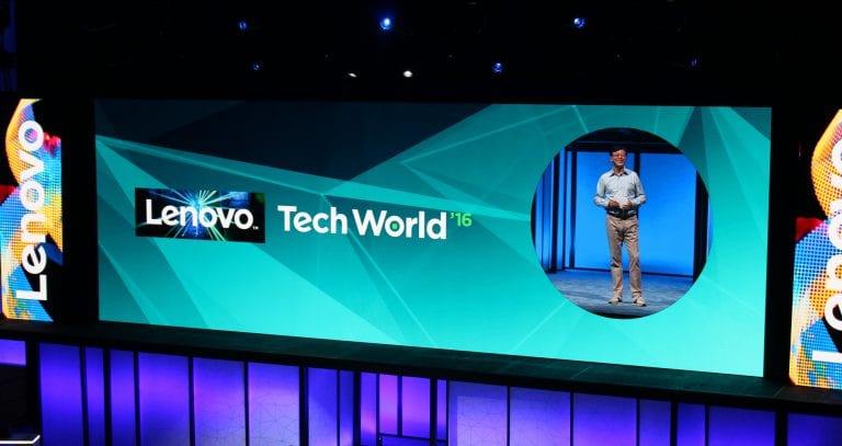 Lenovo Tech World 2016 : le Phab 2 Pro, nouvelle gamme Moto Z et premiers écrans flexibles !