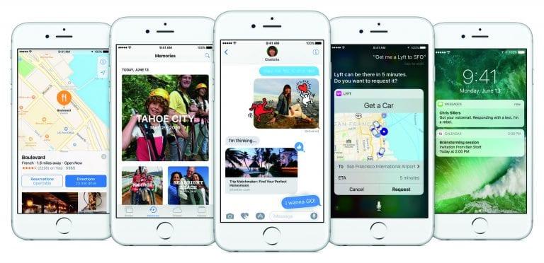 iOS 10 (mais aussi TvOS10 et Watch OS 3) passe à sa bêta 4… quelques nouveautés