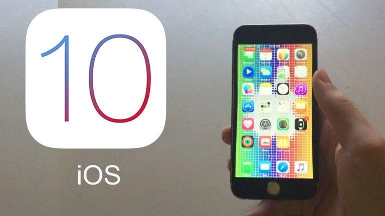 iOS 10 : sur quels appareils sera-t'il compatible ?