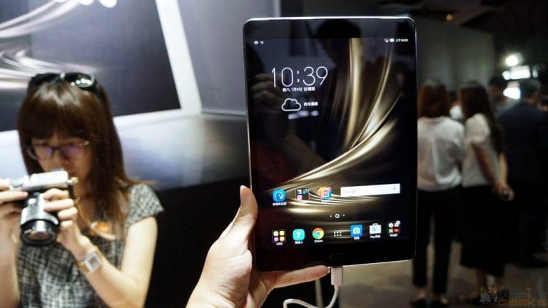 Asus officialise sa tablette Zenpad 3S de 10 pouces
