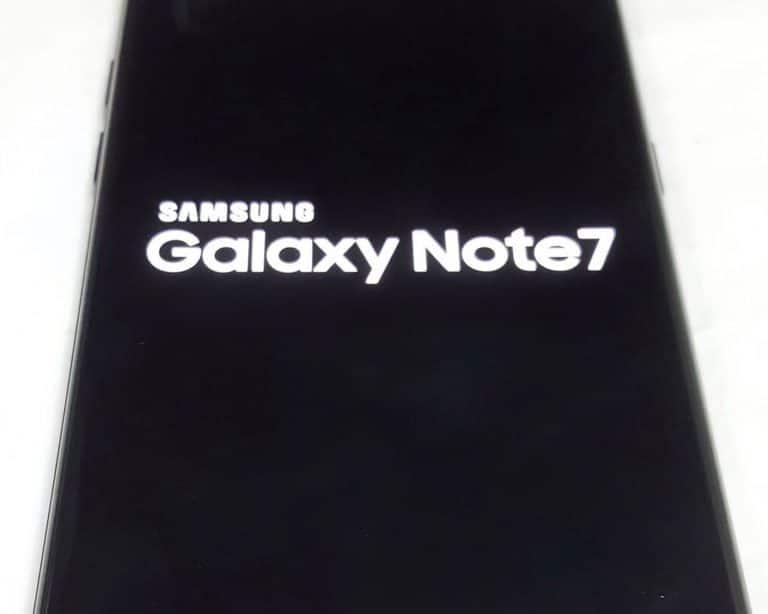 Galaxy Note 7 : une première vidéo «teaser» diffusé par Samsung