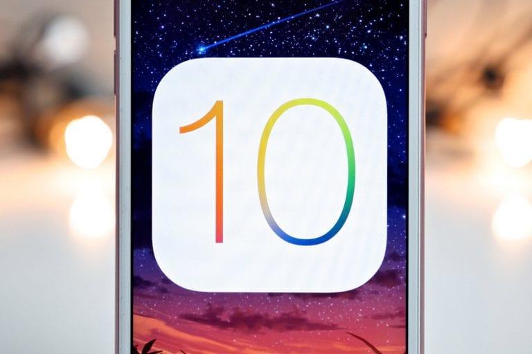 iOS 10 : le programme de test est désormais accessible via une première public review